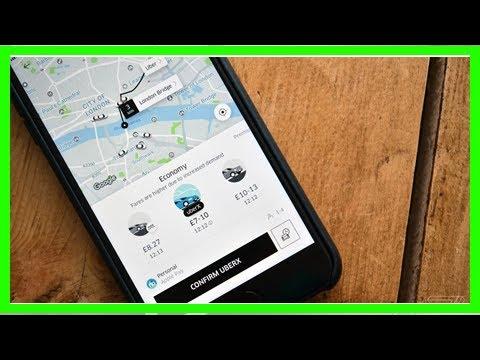 - [Regular Car Reviews] Uber is bringing its urban planning tool Uber Movement to London
