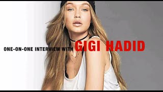 Getting Personal with Gigi Hadid