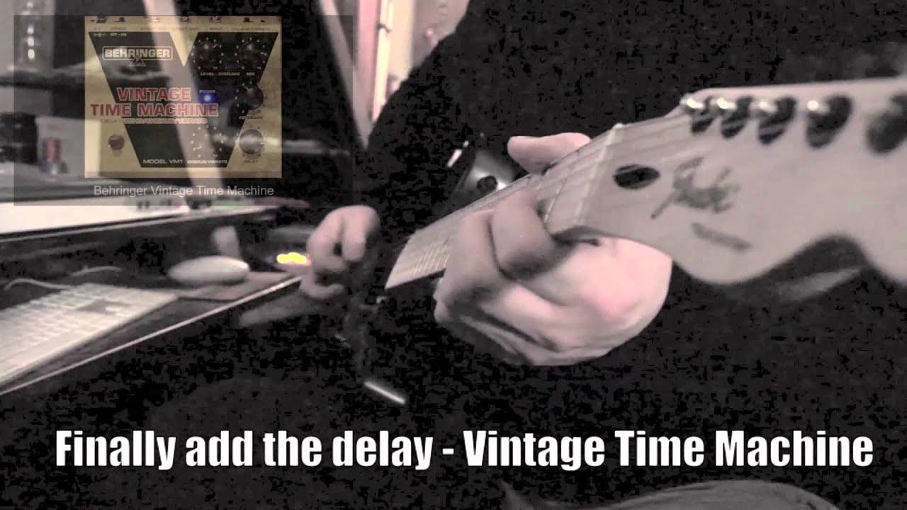 behringer vintage time machine vm1 eBay
