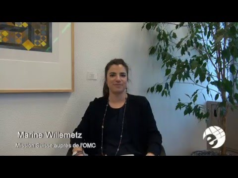 Mission suisse OMC Deleguée