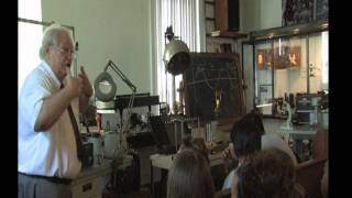 Physics Class at Niagara Science Museum Part I 2012.wmv