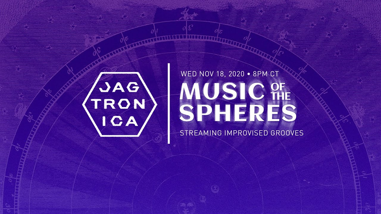 Jagtronica Music Of The Spheres Youtube