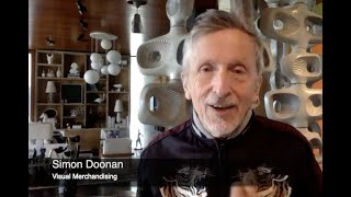 SIMON DOONAN: Virtual Career Day Interview for the HS of Fashion Industries