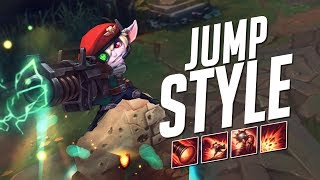 Doublelift - JUMP STYLE TRISTANA
