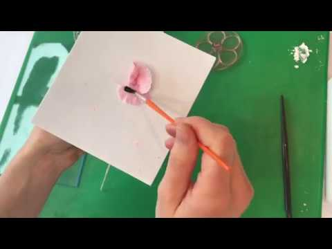 How To Make Sugar Flowers