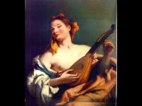 Giovanni Paisiello : Concerto in mi bemolle maggiore per mandolino