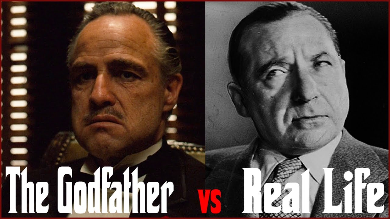 Download The Real Stories Behind The Godfather (THE GODFATHER VS REAL LIFE)