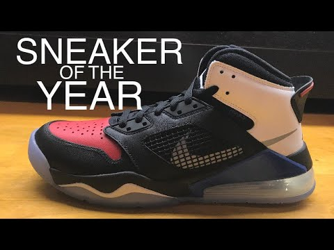 Sophie Rápido Simplificar  SNEAKER OF THE YEAR - JORDAN MARS 270 SNEAKER - YouTube