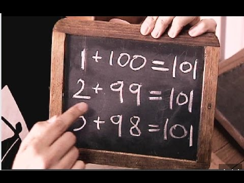 El niño prodigio de las matemáticas
