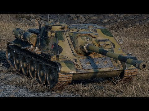 World of Tanks SU-100 - 8 Kills 4,7K Damage thumbnail