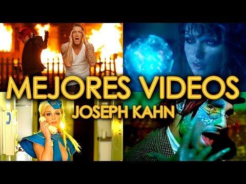 TOP 15 MEJORES VIDEOS JOSEPH KAHN | TALYLOR SWIFT | BRITNEY SPEARS | SHAKIRA | WOW QUÉ PASA 2017