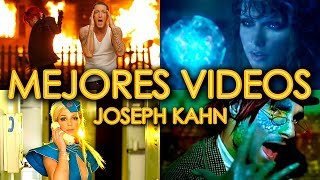 TOP 15 MEJORES VIDEOS JOSEPH KAHN | TALYLOR SWIFT | BRITNEY SPEARS | SHAKIRA | WOW QUÉ PASA 2017