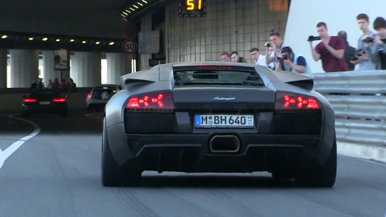 Screaming Lamborghini Murcielago W Ipe Exhaust Best V12 Sound