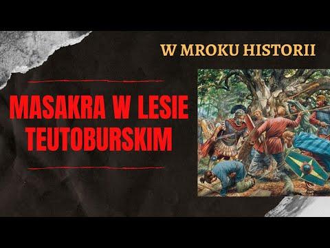 Masakra w  Teutoburskim Lesie  (podcast)