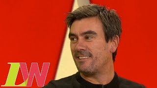 Emmerdale's Jeff Hordley on Embarrassing His Kids and His Greatest Passion | Loose Women