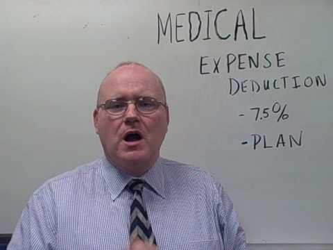 Medical Expenses A Commonly Missed Deduction