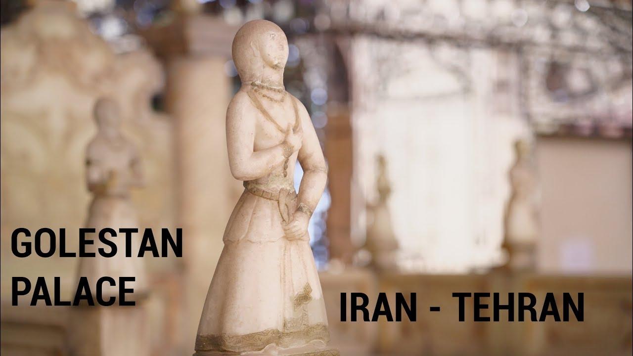 TEHRAN // IRAN // GOLESTAN PALACE // 2018