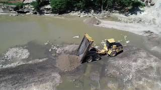 Dam Removal Day 5