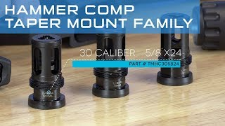 HAMMER COMP, Taper Mount Family