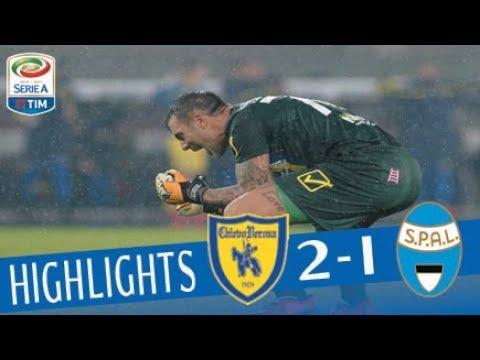 Chievo - Spal 2-1 - Highlights - Giornata 14 - Serie A TIM 2017/18