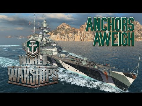 World of Warships - Anchors Aweigh A Hull New World