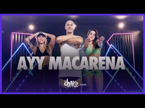Ayy Macarena - Tyga  FitDance Life Coreografía  Dance