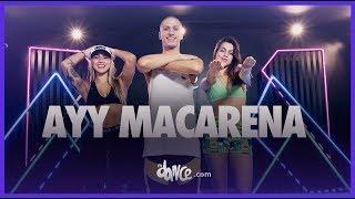 Ayy Macarena - Tyga | FitDance Life (Coreografía Oficial) Dance