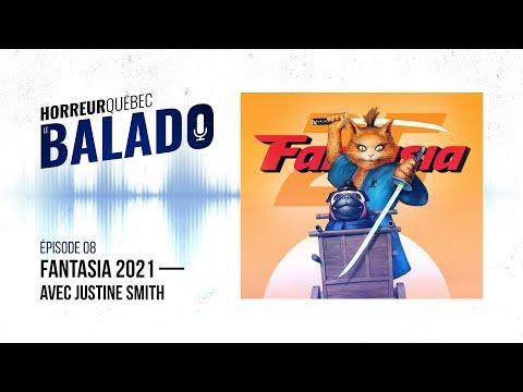 Horreur Québec: le balado - Fantasia avec Justine Smith