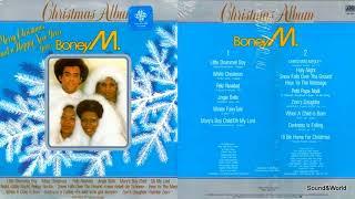 Boney M Christmas Album Vinyl LP Album 1981
