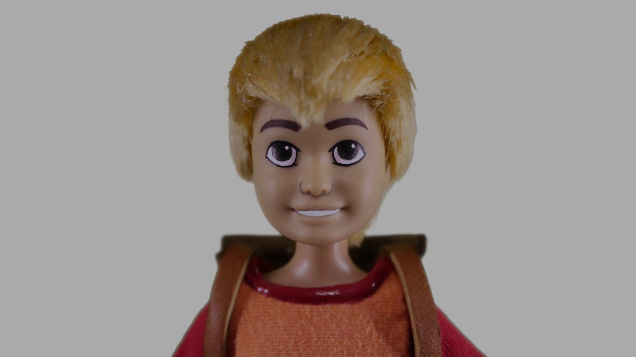 Making Cody From The Rescuers Down Under Doll Youtube