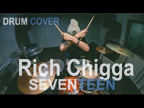Rich Chigga - Seventeen (Drum Cover)