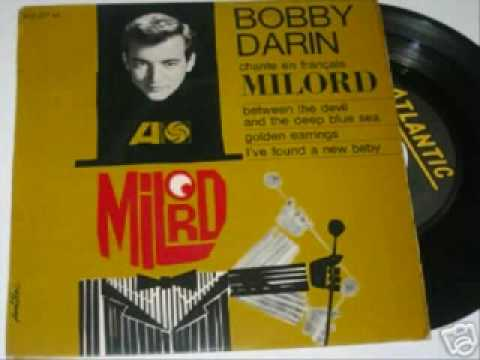 Bobby Darin sings Milord (in French - francais)