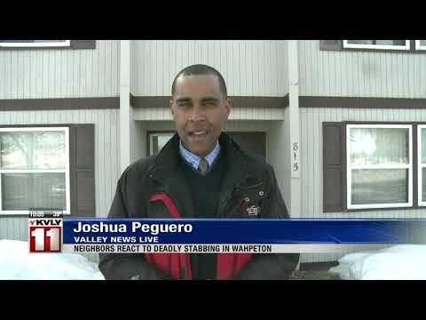 News   Wahpeton Neighbors React To Apartment Murder