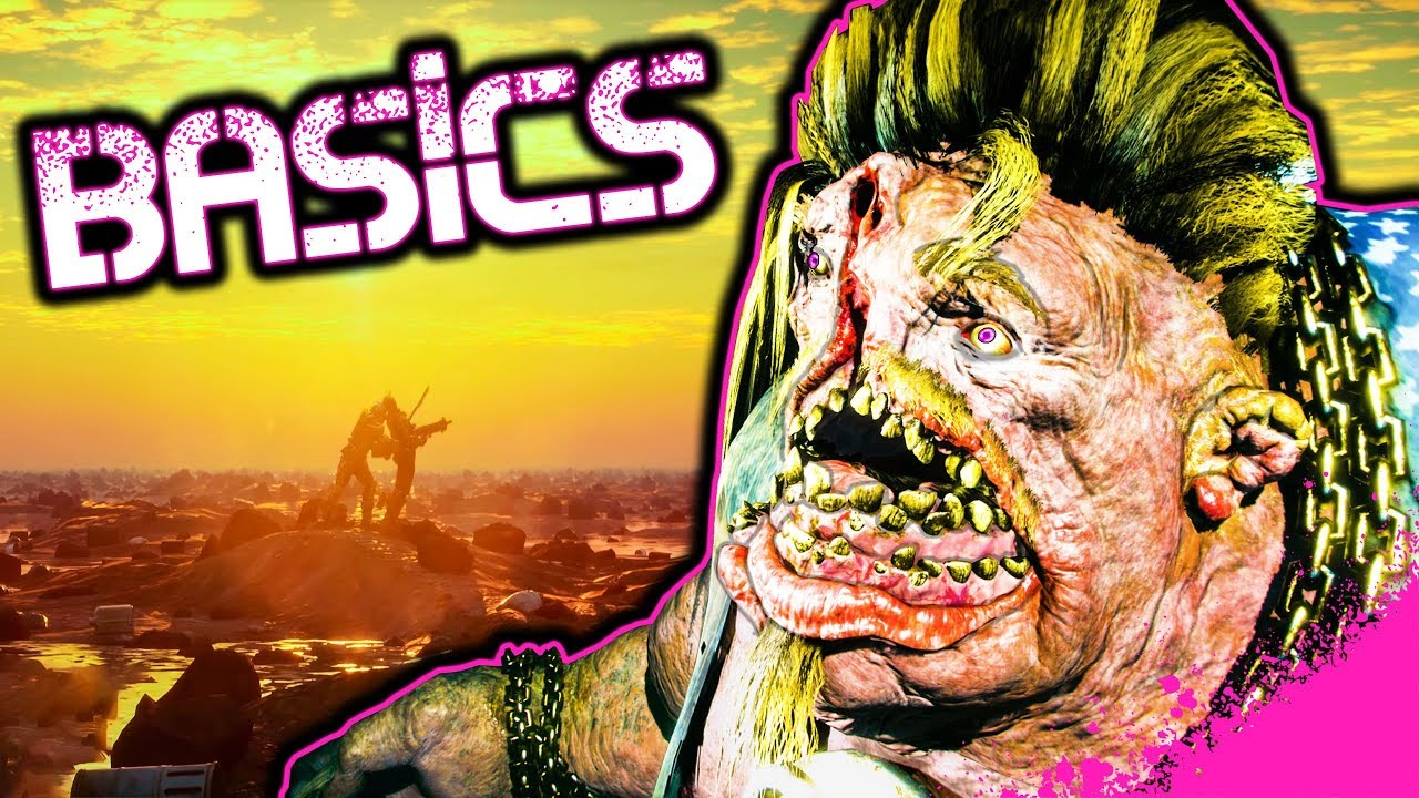 RAGE 2 - Basics Starter Guide - Weapons, Nanotrite Abilities, Vehicles, Open World, Missions thumbnail