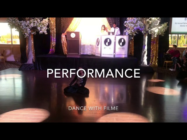 Ericka Virk Feat. Gurnam Bhogal Performance- Dance With FilmE