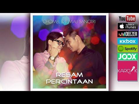 Jumali SanoTri & Chomel - Resam Percintaan (Official Lyrics Video)