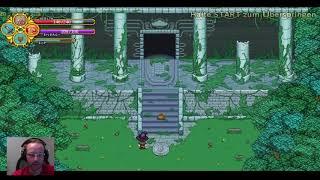 Secrets of Grindea 6 - Die fliegende Festung