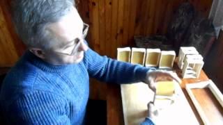 Рамка для сотового меда(, 2014-01-09T19:27:01.000Z)