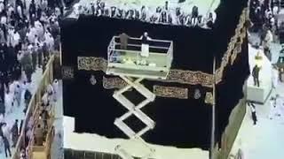 Khana Kaba ka live B toana De apni Aankhon Se dekhiye aur subscribe kijiye aur sab thik karne ke li