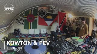 Kowton & Pev Boiler Room DJ Set