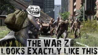 The War Z: Never lied about awesome graphics!!!! [Infestation: Survivor Stories]