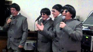 The Nottingham Oddfellows Charity Beatles(2)