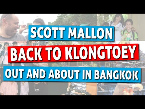 Out and About In Bangkok - Back to Klongtoey
