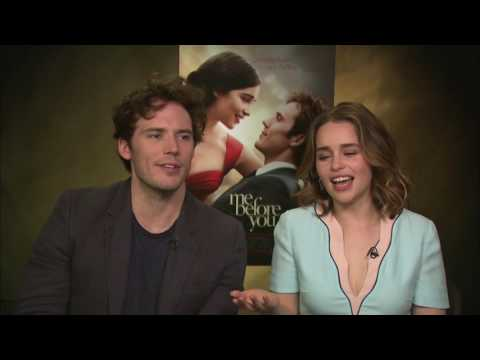Let's Go DFW! - Interview with Emilia Clarke and Sam Claflin for Me Before You