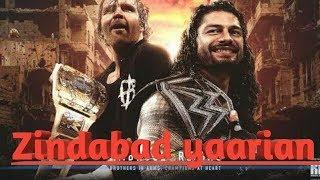 Roman & Dean Brothers feat Punjabi song zindabad yaarian