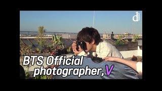 [Dessert] '방탄소년단'(BTS) : photographer V
