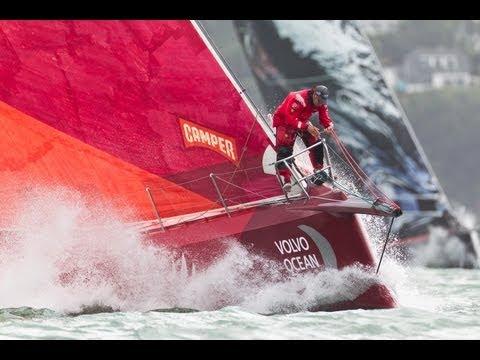 Auckland In-Port Race Live Replay | Volvo Ocean Race 2011-12