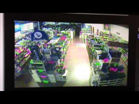 2L explodes in liquor store after hour