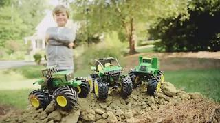 John Deere Monster Treads Shake 'n Sounds Commercial – From TOMY