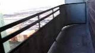 Балкон, на котором я иногда сплю